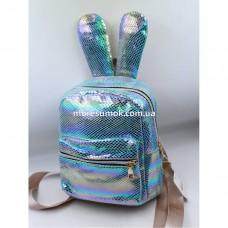 Жіночі рюкзаки 60283 light blue
