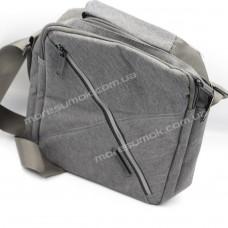 Мужские сумки 8006 gray
