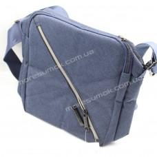 Мужские сумки 8006 blue