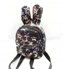 Дитячі рюкзаки 6033 black-color