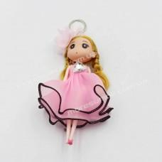 Брелки N74 doll light pink