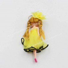 Брелки N74 doll yellow