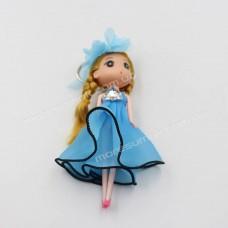 Брелки N74 doll light blue