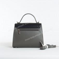Сумки крос-боді 6410-1T black gray