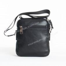 Мужские сумки 696601 black