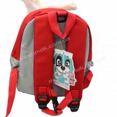 Дитячі рюкзаки 0617 rabbit girl red