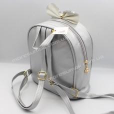 Дитячі рюкзаки 610 silver
