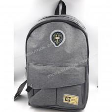 Спортивні рюкзаки 902-a gray