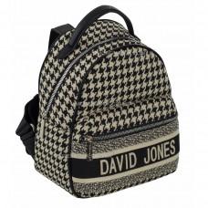 Жіночі рюкзаки 6605-3 black