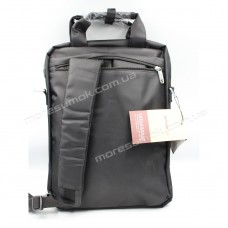 Чоловічі рюкзаки 2199 black